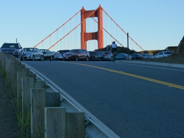 Golden Gate - most w San Francisco