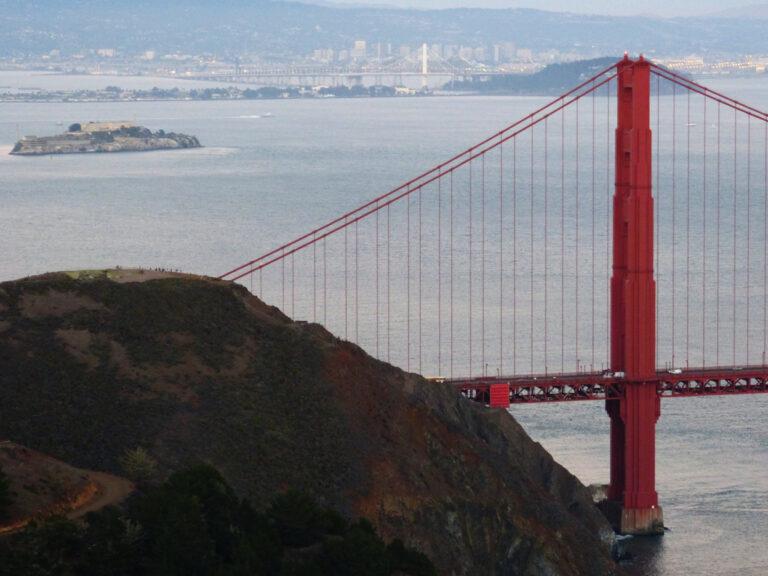 Alcatraz i Golden Gate - co zobaczyć w San Francisco?