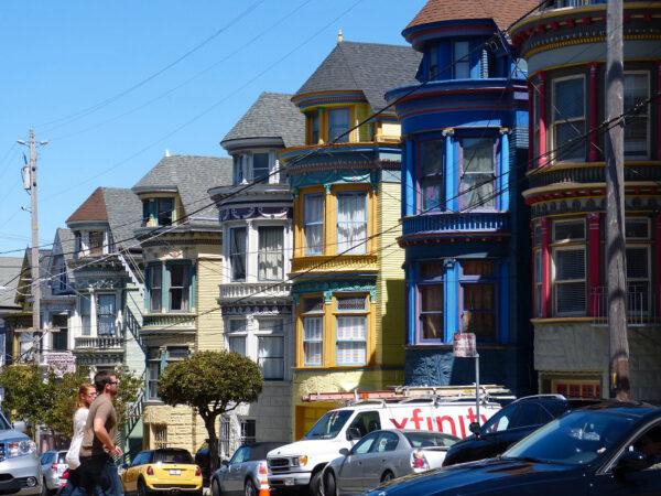 Haight-Ashbury - co zobaczyć w San Franisco?