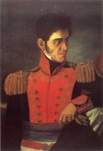 historia Meksyku - Antonio Lopez de Santa Anna