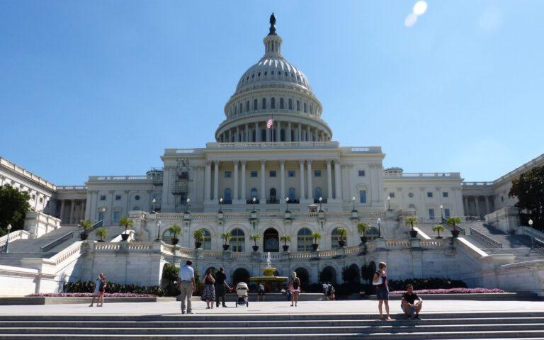 Kapitol Amerykański, Waszyngton DC