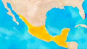 Mezoameryka - historia Meksyku