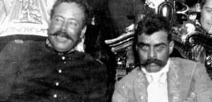Emiliano Zapata, Pancho Villa - historia Meksyku