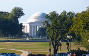 Pomnik Jeffersona, Waszyngton, USA
