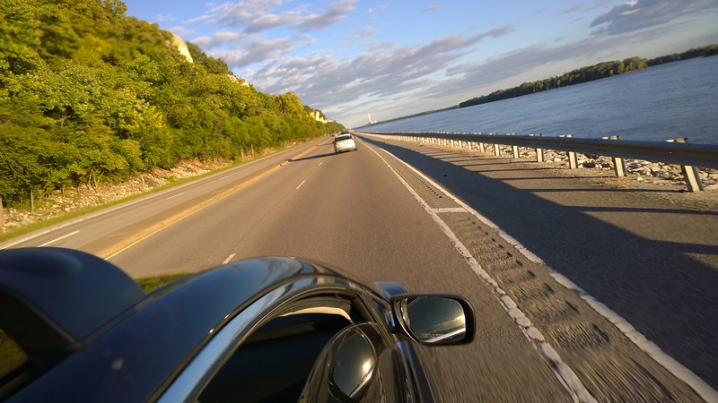 Trasa zwiedzania USA wzdłuż rzeki Mississippi - The Great River Road