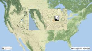 Extraterrestrial Highway, Newada - najdziwniejsze trasy podróży po USA