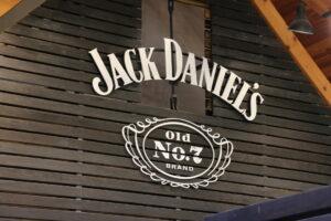 Jack Daniel's Lynchburg wejście