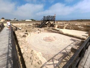 Mozaiki w Pafos