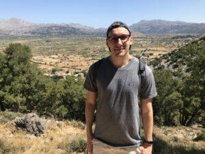 Widok na płaskowyż, Kreta