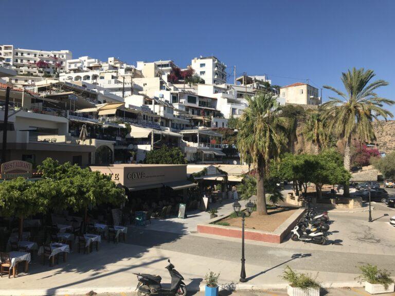 Agia Galini, Kreta