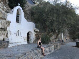 Kapliczka w Agios Nikolaos