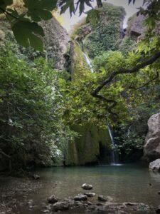 Wąwóz Richtis, Kreta