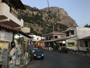 Centrum Spili, Kreta