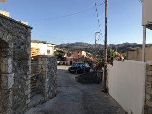 Uliczki w Spili, Kreta