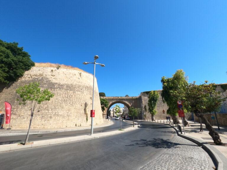 Mury miasta w Heraklionie