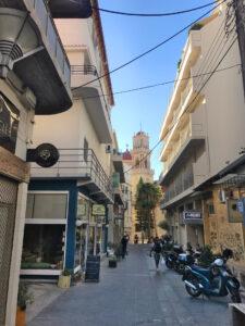 Heraklion - ulica miasta